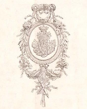 Le monogramme ou chiffre de Marie-Antoinette - Page 4 Chiffr10