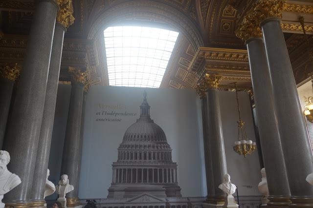 Versailles et l'Indépendance américaine Dsc03711