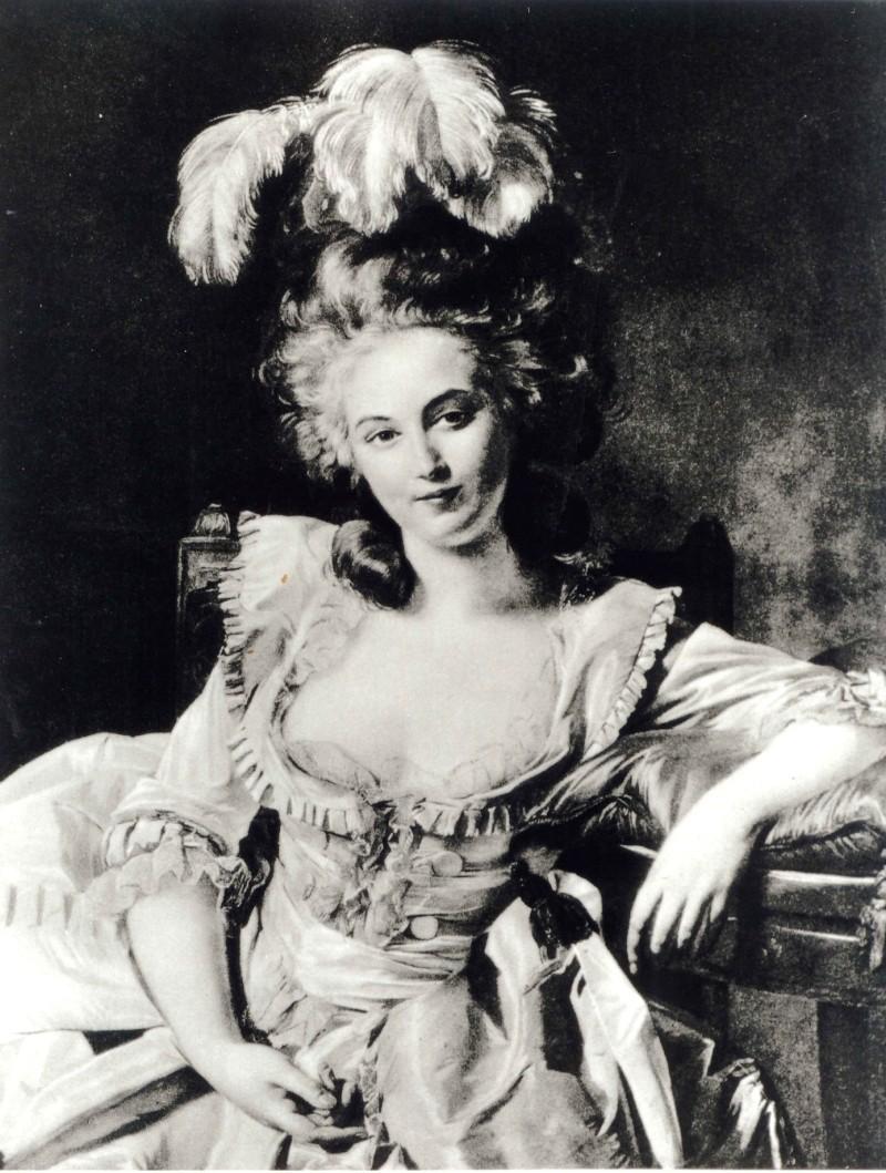 Polignac - Portraits de la duchesse de Polignac - Page 5 Duches11