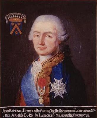 Versailles et l'Indépendance américaine Marych11