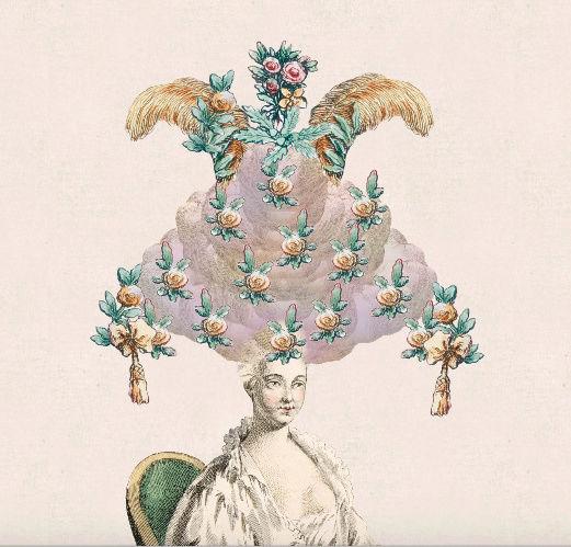 Amusement : Création d'une perruque à la mode du XVIIIè siècle Perruq10