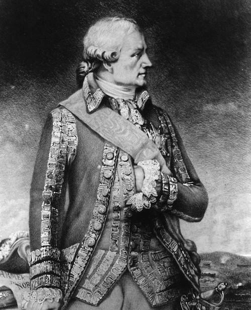 Versailles et l'Indépendance américaine Rocham12