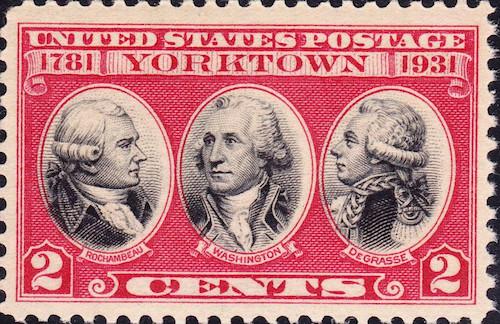 Versailles et l'Indépendance américaine Yorkto10