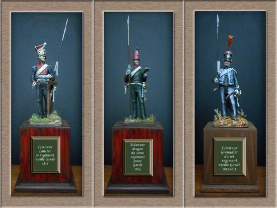 2claireur Lancier du 3e régiment Garde Impériale 1813  74248613