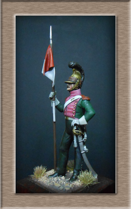 Grenadier 15e régiment Infanterie de la ligne Espagne 1807 MM 54m (modifications)  - Page 20 Dscn5512
