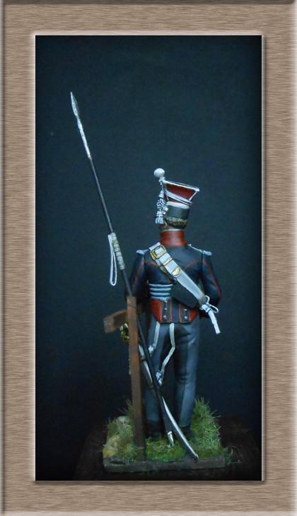 Grenadier 15e régiment Infanterie de la ligne Espagne 1807 MM 54m (modifications)  Dscn5615