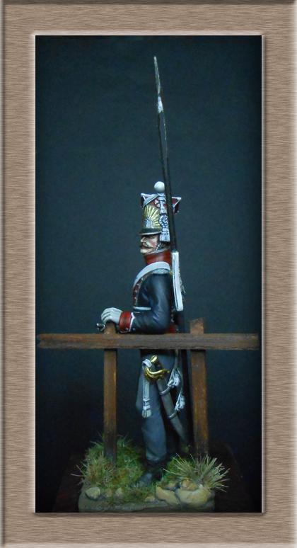 2claireur Lancier du 3e régiment Garde Impériale 1813  Dscn5620