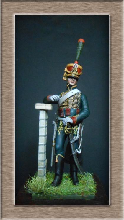Chasseur à Cheval escadron jeune Garde 1813-1814 Dscn5626
