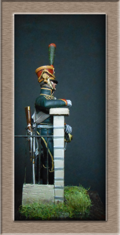 Chasseur à Cheval escadron jeune Garde 1813-1814 Dscn5714