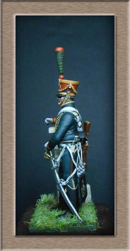 Chasseur à Cheval escadron jeune Garde 1813-1814 Dscn5716