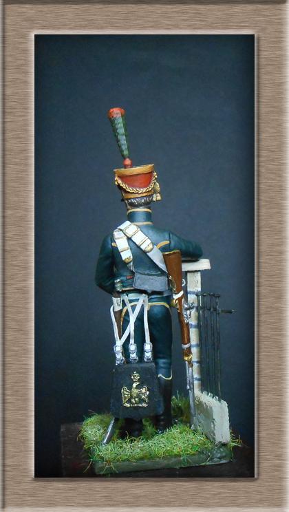 Chasseur à Cheval escadron jeune Garde 1813-1814 Dscn5717