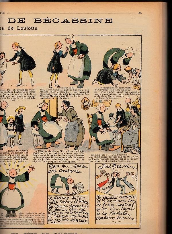 Les premières poupées Loulotte et le magazine Gepetto Loulot10