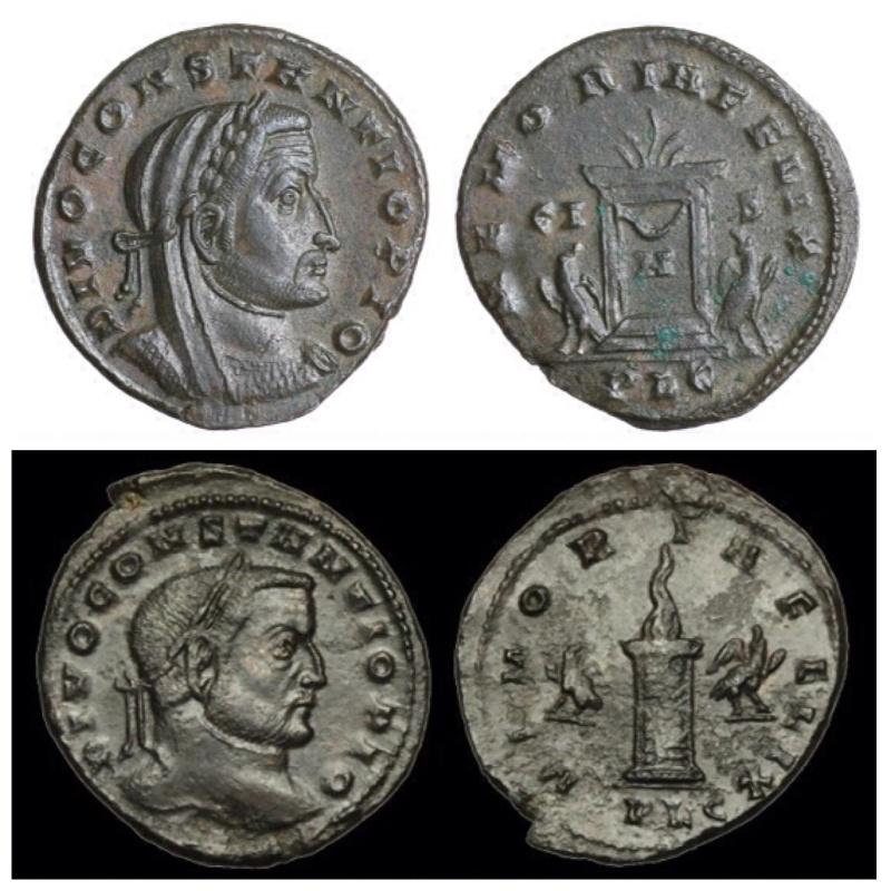 Les monnaies de Consécration de Barzus - Page 21 Image13