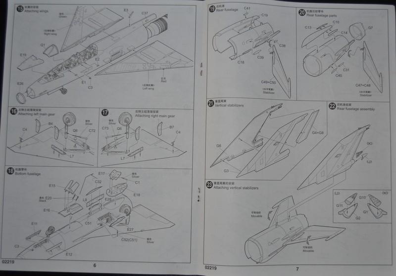 MIG-21UM  [ Trumpeter 1/32 ]  Dsc_0028