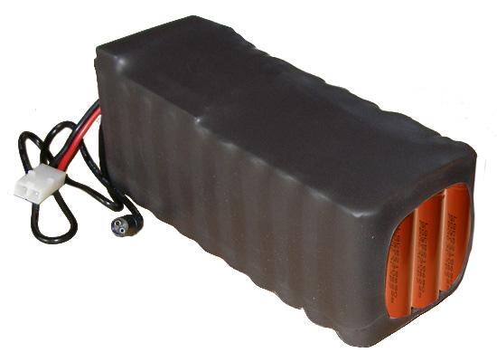 Batteries lithiym-ion 36v.10a.h. pour vélos électriques P5080210