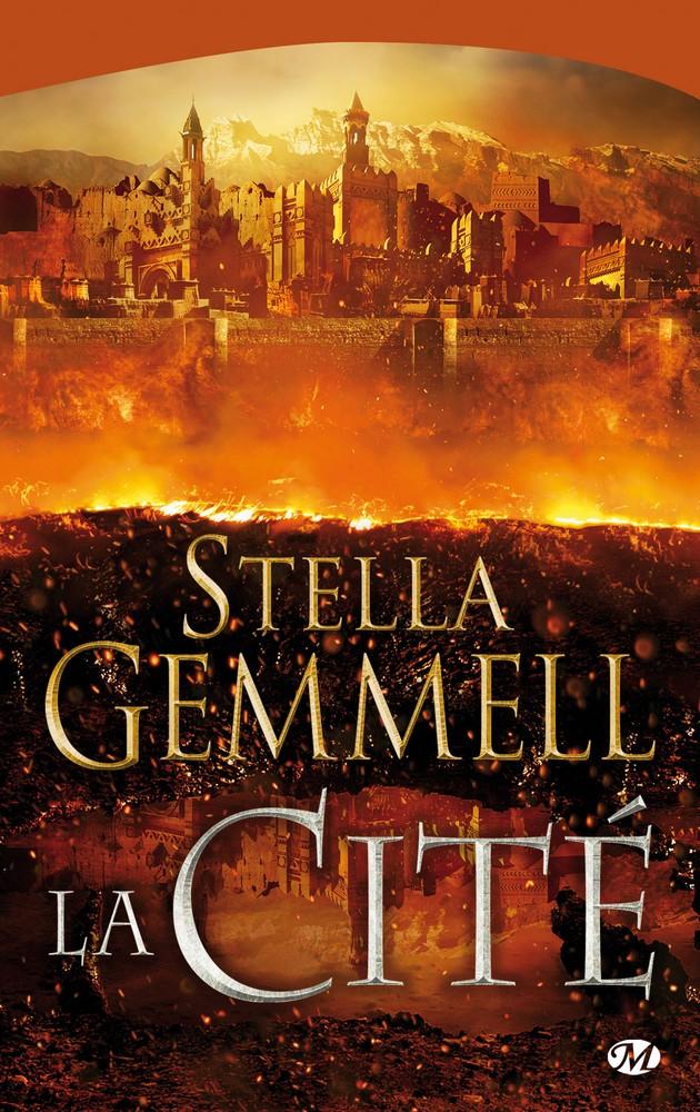 GEMMELL Stella - La Cité - Tome 1 : La Cité City10