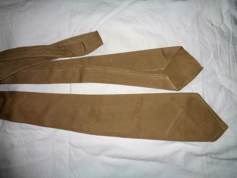 Cravates. Cravat11