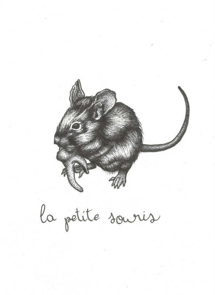je suis une souris et j'aime le brie Tumblr10