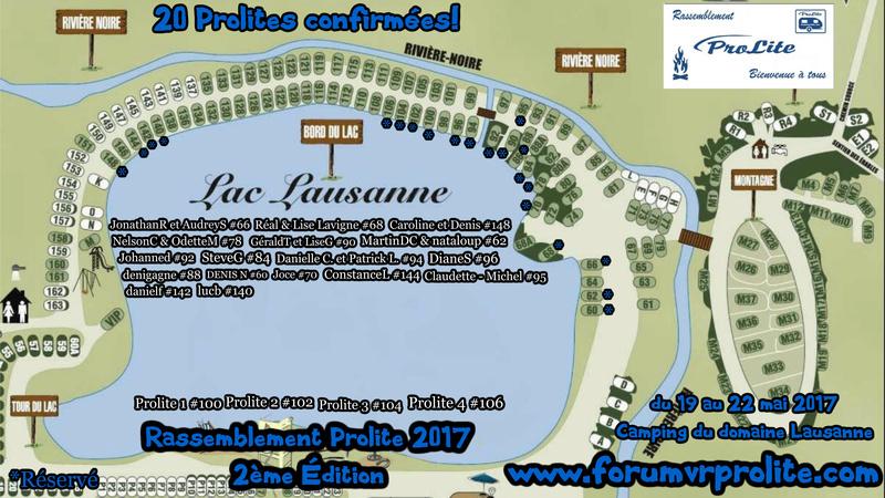 Rassemblement Prolite 2017 2ème édition ! Map21