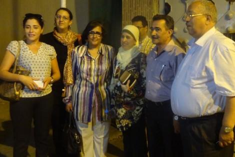 Khadija Amrire l'unique Marocaine condamnée a mort quitte la prison 210
