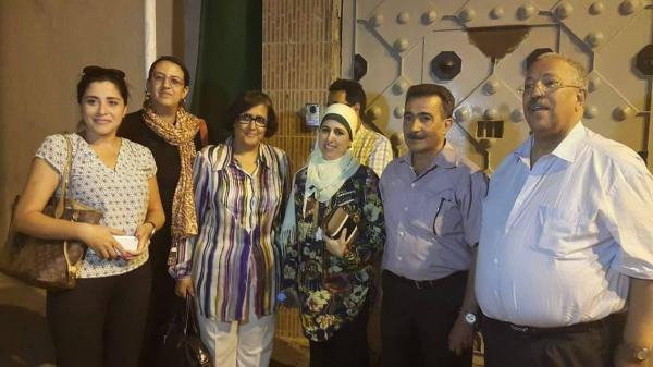 Khadija Amrire l'unique Marocaine condamnée a mort quitte la prison 510