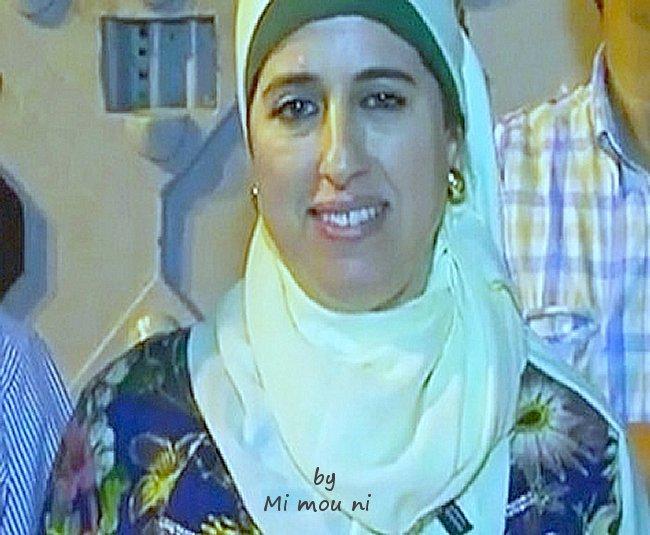 Khadija Amrire l'unique Marocaine condamnée a mort quitte la prison Khadij10