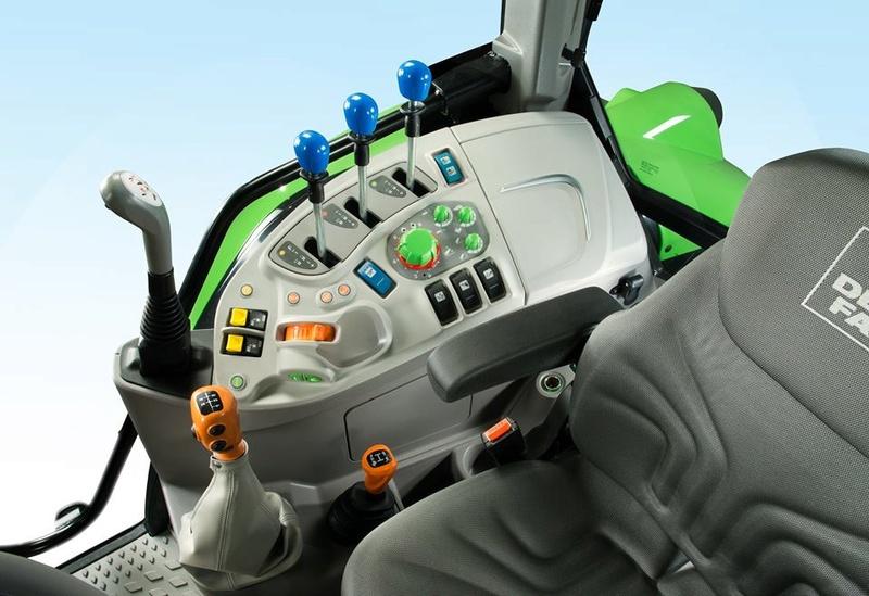 Traktori Deutz Fahr opća tema  12032910