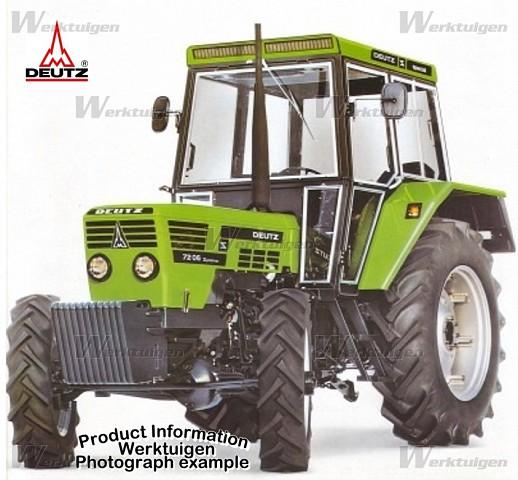 Traktori Deutz Fahr opća tema  Deutz-21
