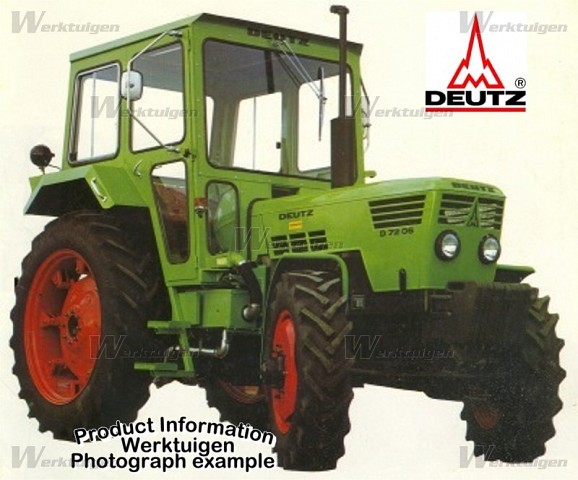 Traktori Deutz Fahr opća tema  Deutz-22