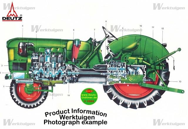 Traktori Deutz Fahr opća tema  Deutz-24