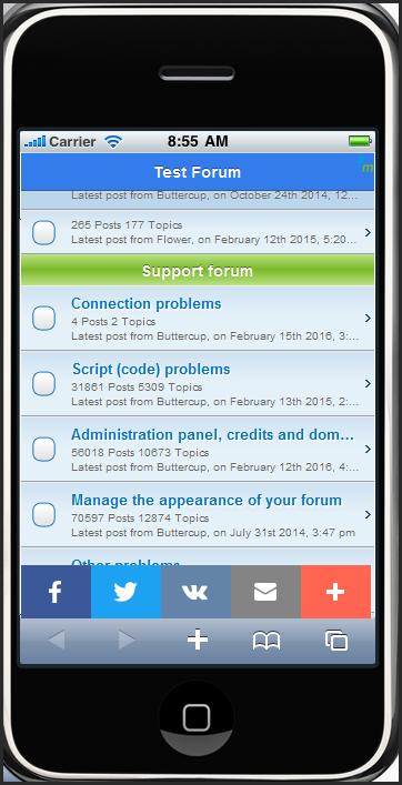 Obavijesti za sam rad Foruma En21110