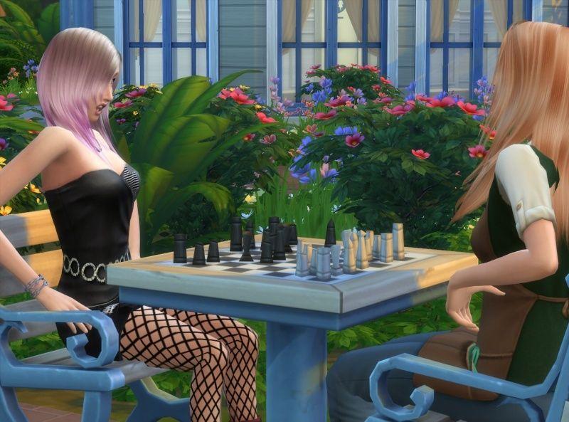 [Abandon] Jessika Parfaite - Le Challenge du Sim Parfait 31-05-11