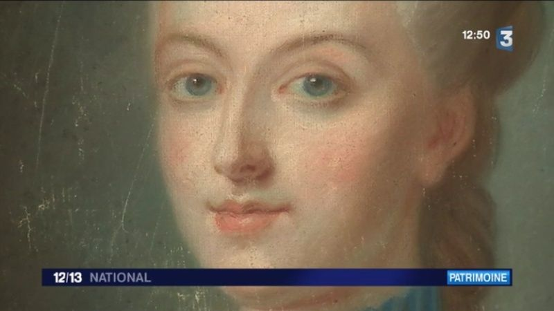 """Fenêtre sur """"Le petit Trianon de Versailles : royaume secret de Marie-Antoinette"""" Im1211"""