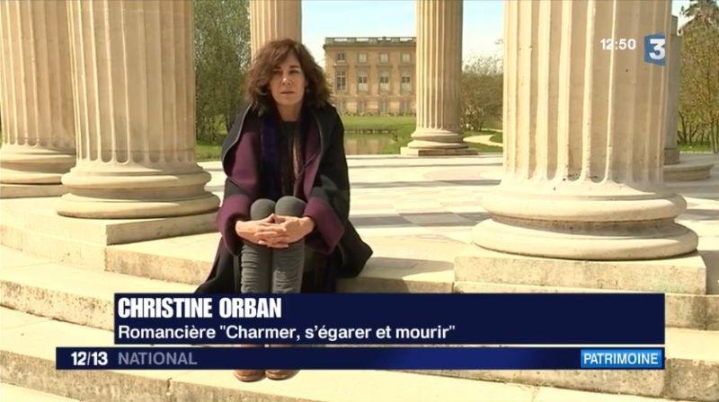 """Fenêtre sur """"Le petit Trianon de Versailles : royaume secret de Marie-Antoinette"""" Im910"""