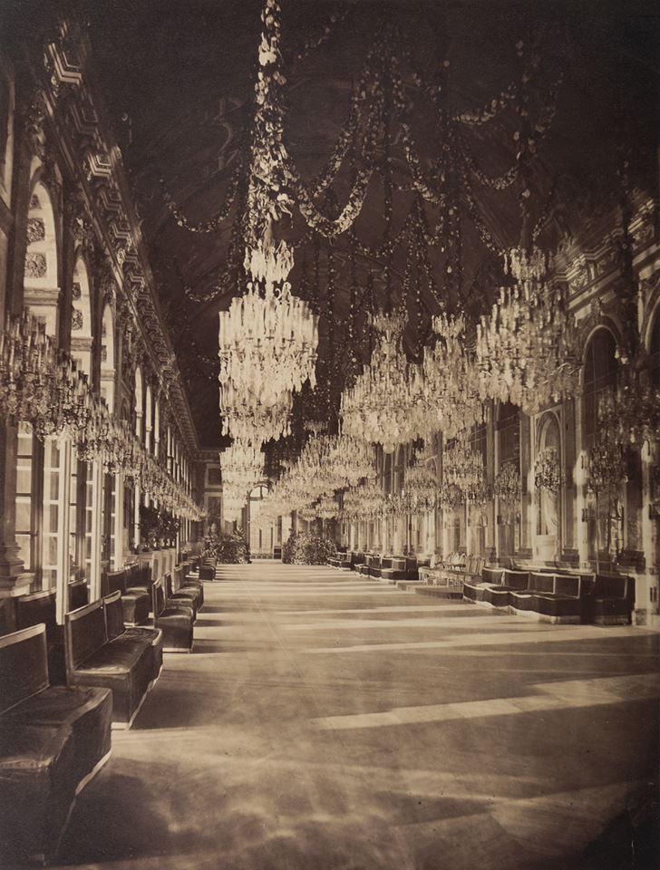 Vues anciennes du Château de Versailles et de son Domaine - Page 2 Mil10