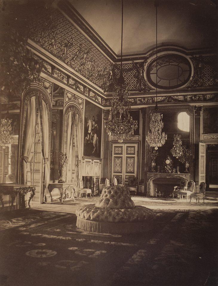 Vues anciennes du Château de Versailles et de son Domaine - Page 2 Mil11