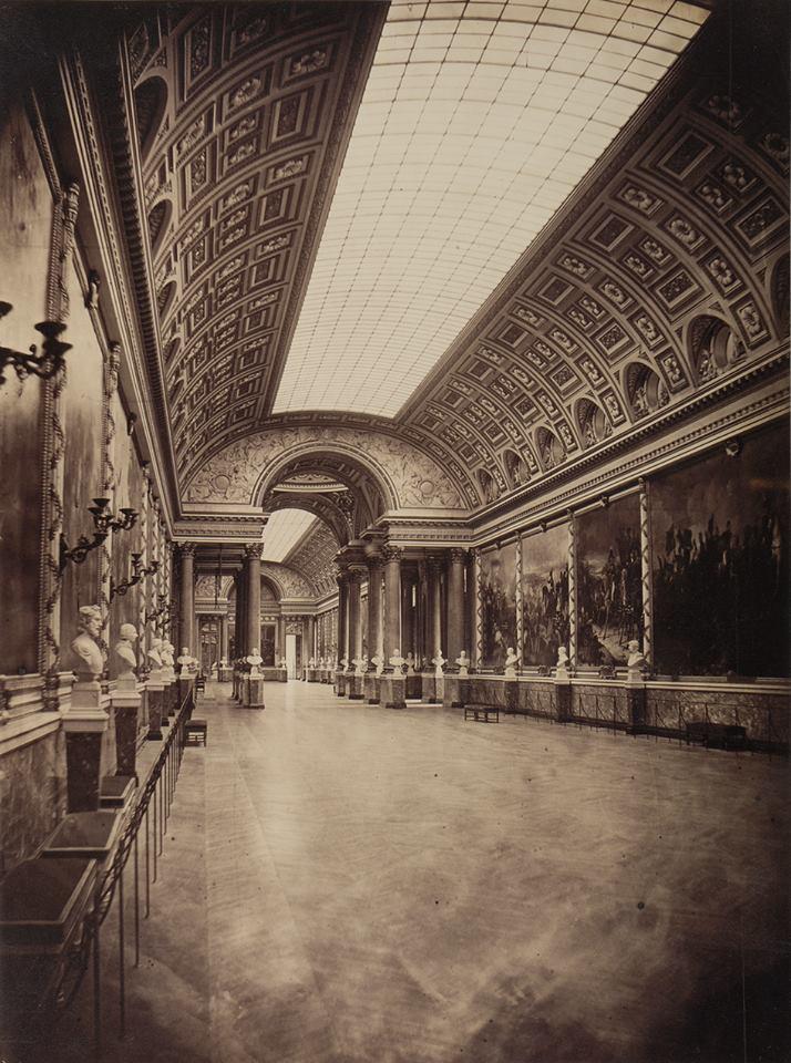Vues anciennes du Château de Versailles et de son Domaine - Page 2 Mil12