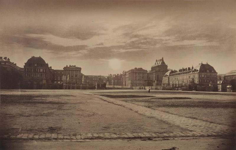 Vues anciennes du Château de Versailles et de son Domaine - Page 2 Mil14