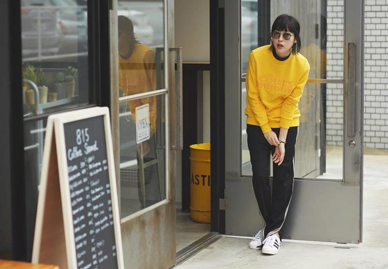Sumire Fashion Article in MERY Sumire11