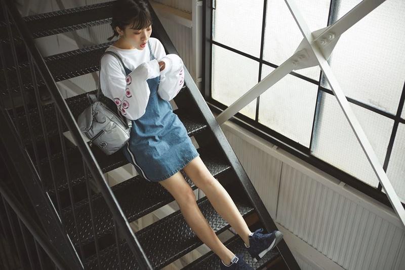 Sumire Fashion Article in MERY Sumire18