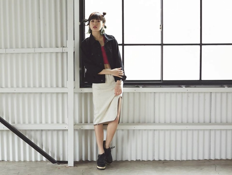 Sumire Fashion Article in MERY Sumire20