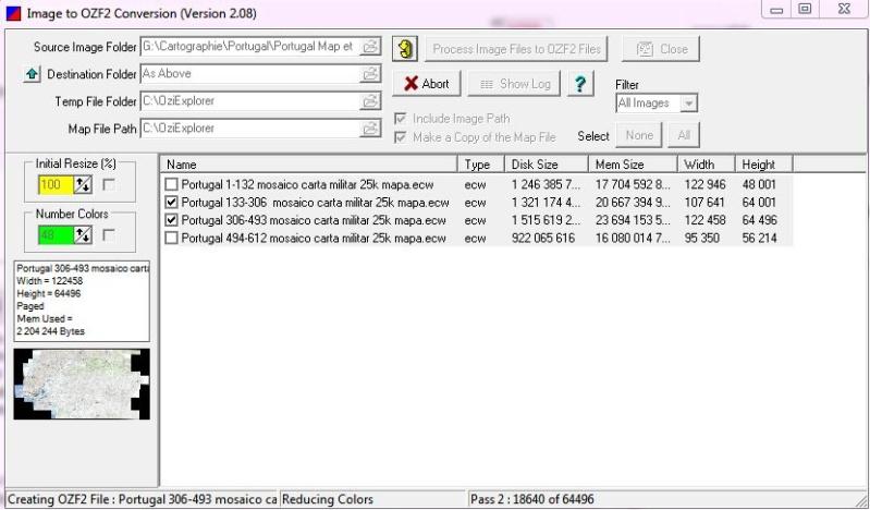 aide pour convertir des fichiers ecw sous ozf Portug10