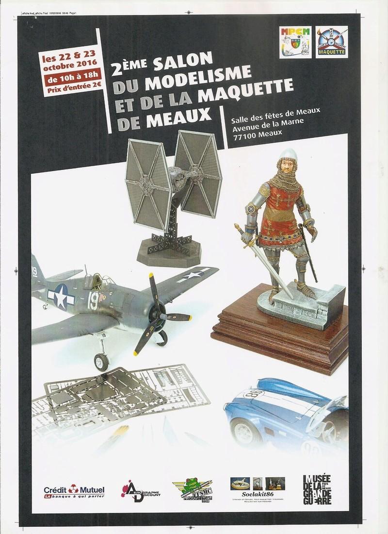 Salon de la Maquette de Meaux (77) - 22-24 octobre 2016 Meaux_11