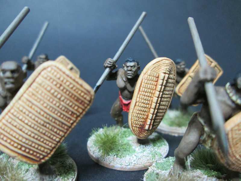 """Différents décors, figurines et accessoires pour """"Congo"""" ! Guerri16"""