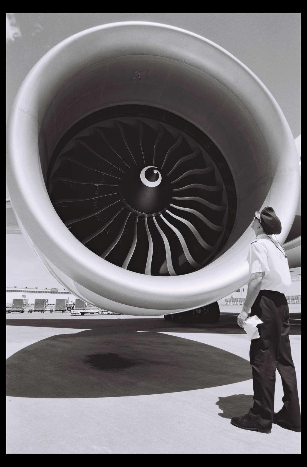 Un triple 7 chez Air France Exposc10