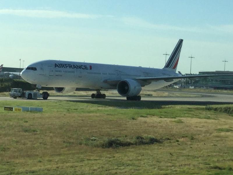 Un triple 7 chez Air France Image26