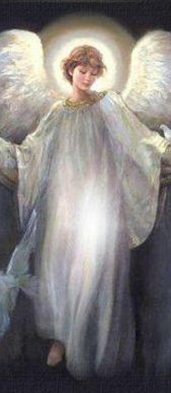 Maria Valtorta: 2 leçons sur la Mission des anges gardiens Ange_a11