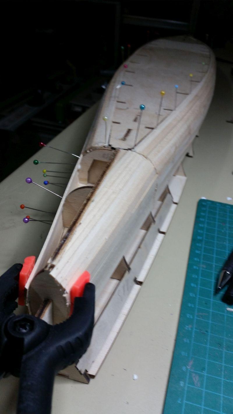 HMS HOOD 1:200 von Hachette gebaut von arrowsmodell - Seite 3 20160622