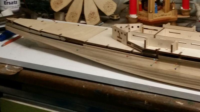 HMS HOOD 1:200 von Hachette gebaut von arrowsmodell - Seite 3 20160631