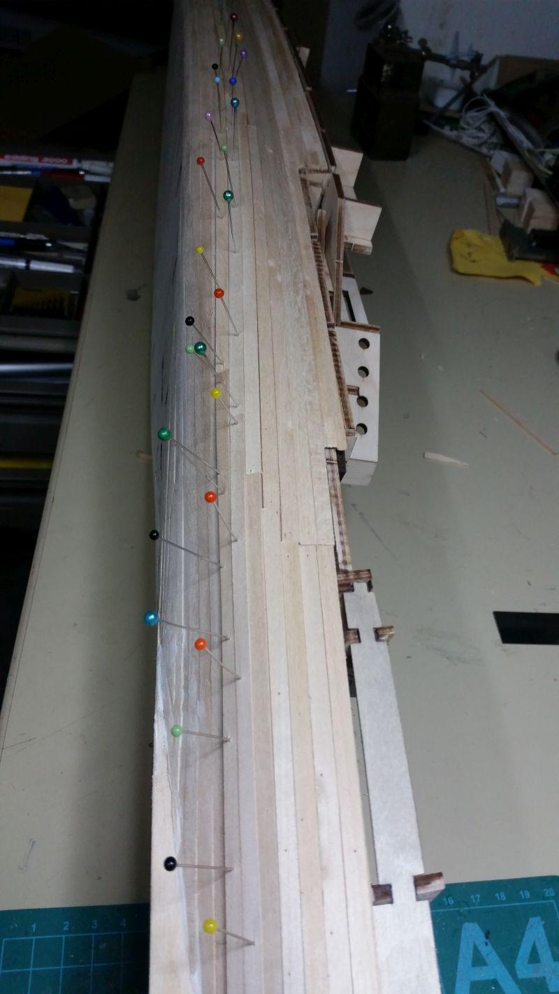 HMS HOOD 1:200 von Hachette gebaut von arrowsmodell - Seite 4 20160813